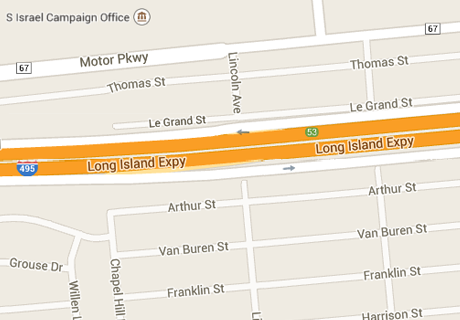Coram Man Critically Injured on Long Island Expressway in