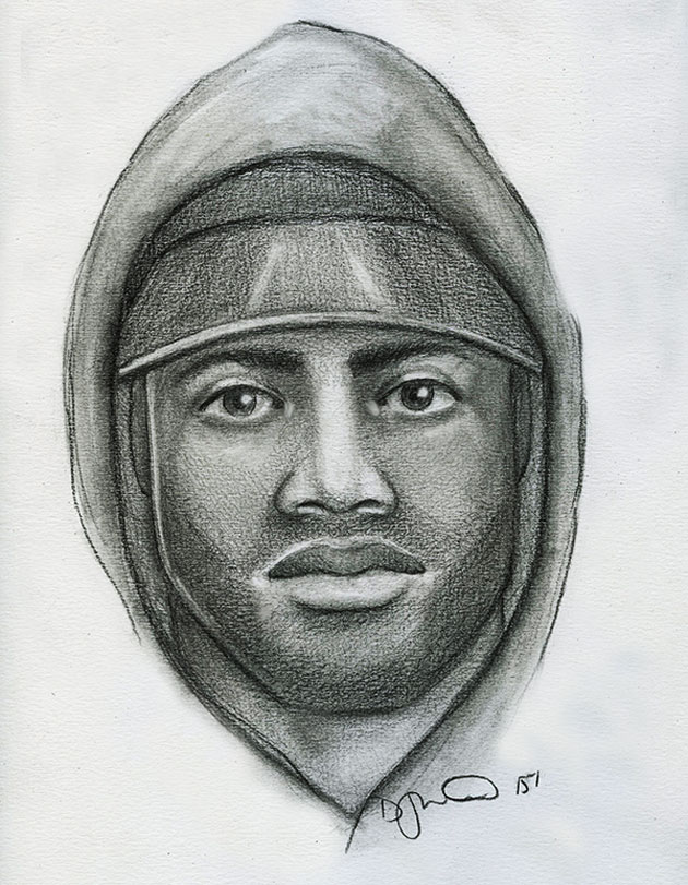 Suffolk Police Release Composite Sketch of Suspect Wanted for Forced Entry, Home Burglary in Medford