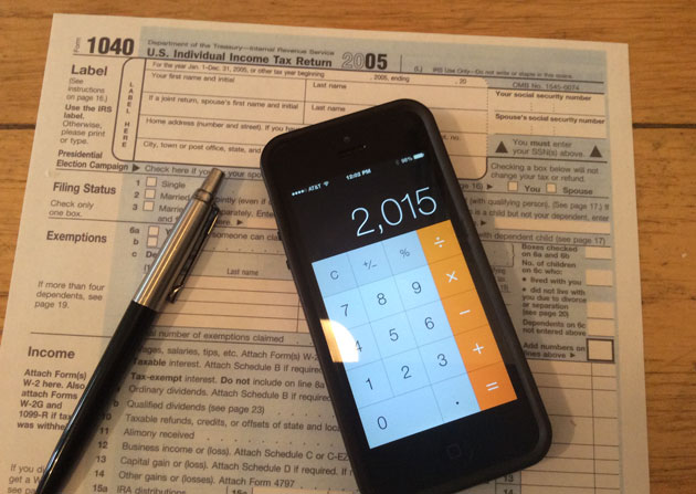 Experts: Never Too Soon to Prep for Tax Season