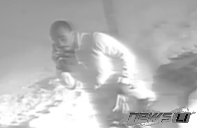 VIDEO: Nassau Police Release Surveillance Video of Man Wanted in Connection with Burglary in Westbury