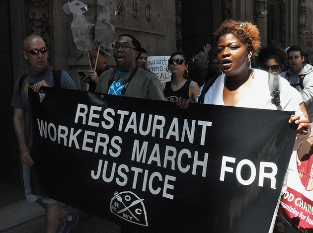New York Wage Hike Puts Tipped Workers Closer To Equal Pay; Advocates Say Step Forward, Not End Goal