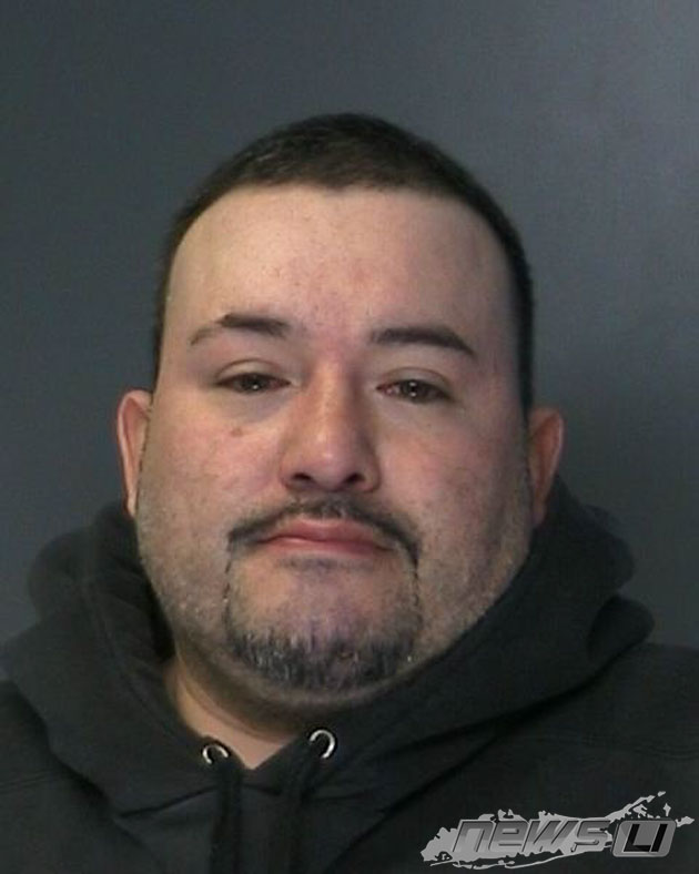 Police: Ronkonkoma Man, Mauricio Zamora, 40, Charged with DWI in Violation of Leandra's Law
