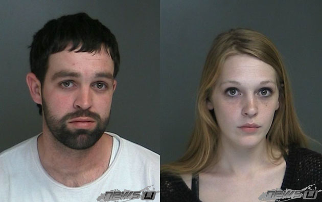 Cops: Ridge Couple In Possession of Heroin, Hypodermic Needle with 7-month-old Child in Vehicle