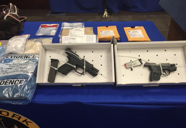 "Troy NY Gang ""Young Gunnerz"" Busted by AG's Organized Crime Task Force; 249 Counts within Felony Indictments"