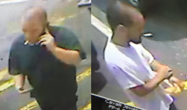 Two Men Wanted By Police For Stealing DJ Equimptment Out Of Van In Hauppauge, Detectives Investigating