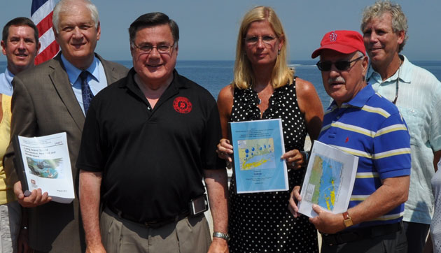 Town and State Officials Call for US Army Corps and EPA to Stop Dumping Dredge Spoils in Long Island Sound
