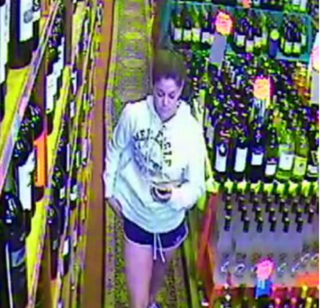 Nassau County Police Seeking to ID Female Suspect; Wanted for Petit Larceny at Bellmore Liquor Store