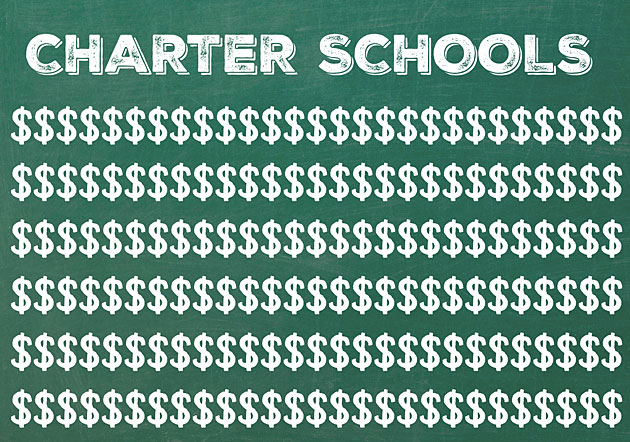 Study of Charter School Funding Finds Big Problems