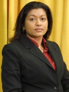 Dr. Nicole Bissessar.