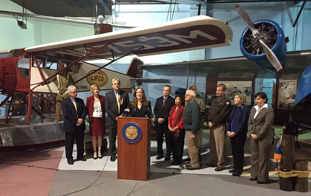 Rep. Rice & Local Aviation Enthusiasts Introduce Bill to Help Commemorate & Preserve Long Island's Aviation History