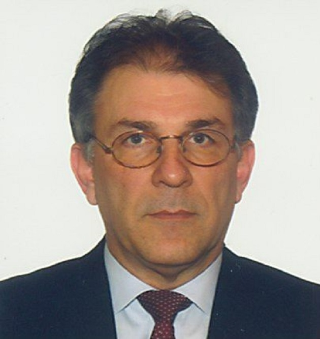 Photo of Greek Consul General Georgios Iliopoulos.