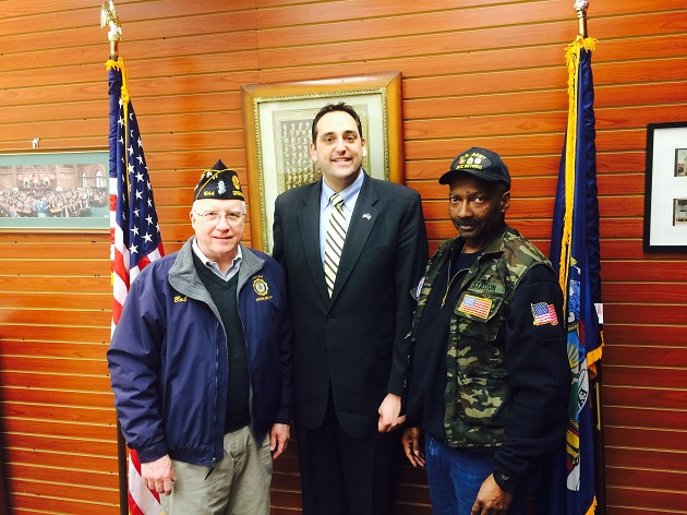 Lupinacci And American Legion To Support Veterans In Need