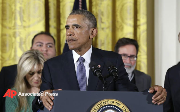 Op-ed: President Obama's Tears for Ableist Fears; Announces New Executive Actions on Gun Control
