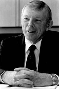 Cablevision founder Charles Dolan.
