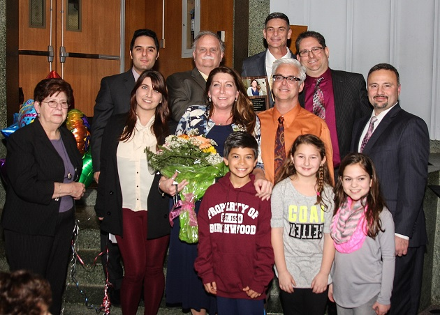 Lupinacci Congratulates South Huntington Teachers OF The Year