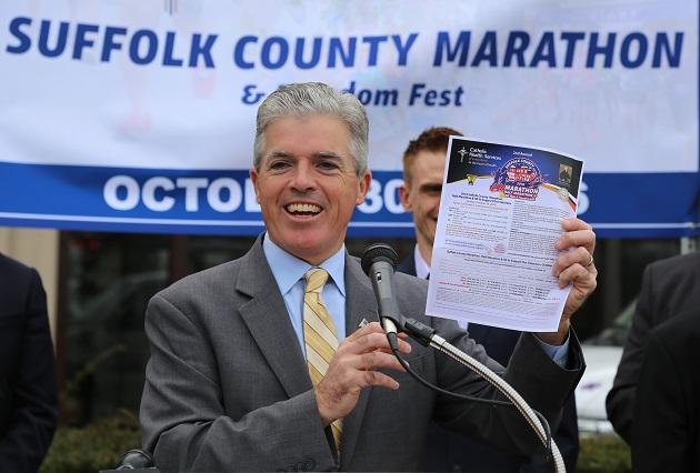 County Executive Steve Bellone.