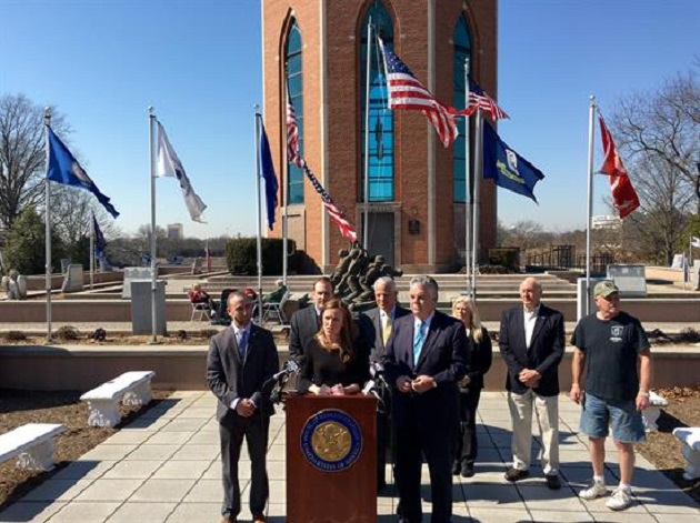 Reps. Rice, Zeldin, King & Israel Join Local Veterans to Call for Passage of the Bipartisan Fairness for Veterans Act