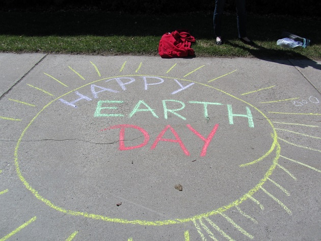 Op-ed: Earth Day and Human Liberty