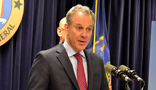 Schneiderman: Toxic-Levels of Lead Found in Toys at K-Mart, Target, Toys-R-Us; Includes Amazon, Walmart