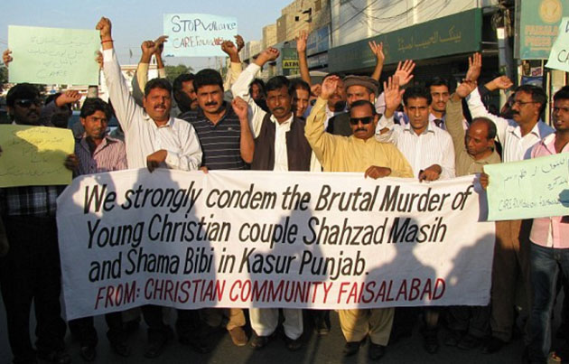 "Genocide In Pakistan: ""What's Stopping Good, Kind Nations from Ending Suffering from Religious Hatred?"""
