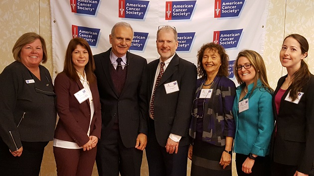 American Cancer Society Awards New Research Grant At Stony Brook