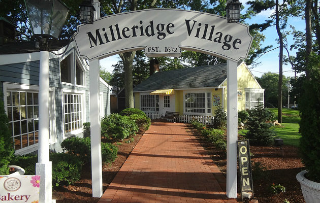 Milleridge Inn Christmas Village 2018.The Millerage Village Historic Jericho Attraction Once