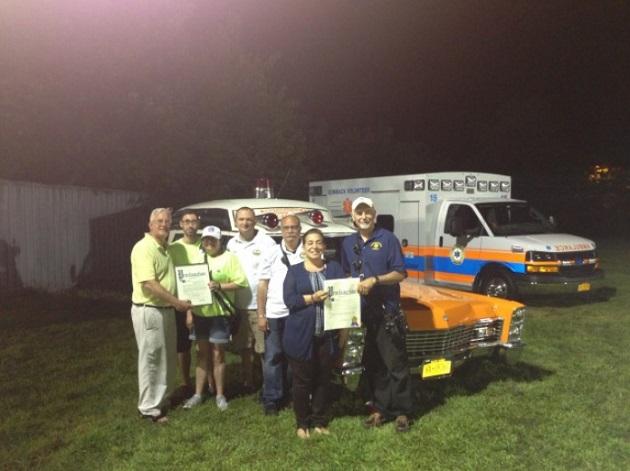 50th Anniversary For CVAC Lifesavers