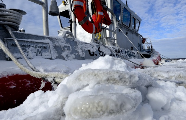 Coast Guard Urges Boaters To Winterize Their Boats Before The Cold Weather Approaches