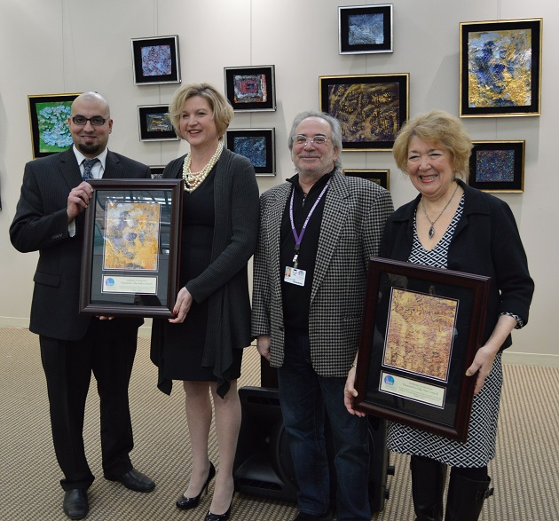 Exhibit At Long Island MacArthur Airport Features Artists With Autism And Other Disabilities