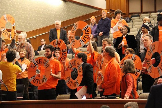 Statewide Coalition Wants Climate Goals in State Budget