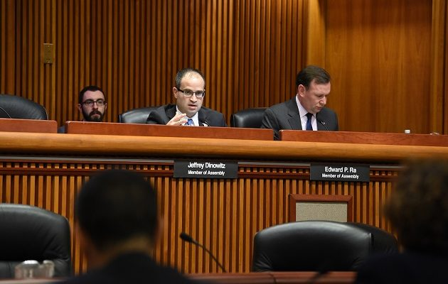 Ra Fights For Repair Of Hempstead Turnpike At Transportation Budget
