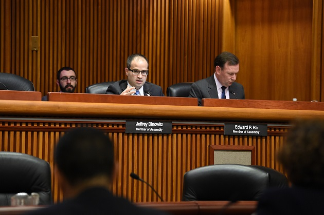 Ra Fights For Repair Of Hempstead Turnpike At Transportation Budget Hearing
