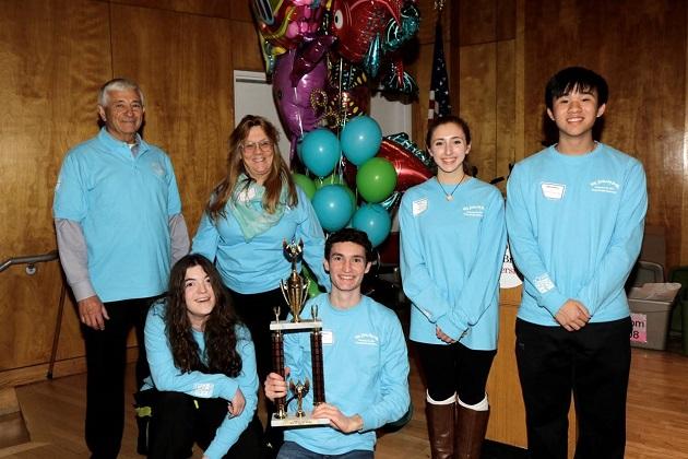Mount Sinai High School Wins Bay Scallop Bowl