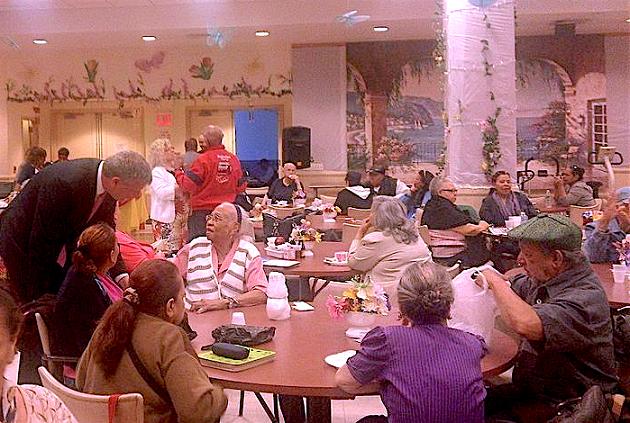 Cuomo Budget Cuts Senior Centers