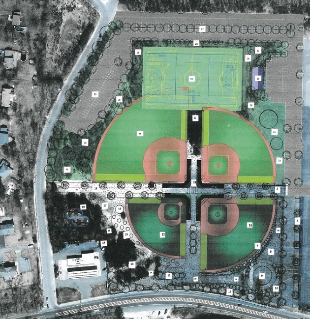 Middle Island Field of Dreams Moves Forward