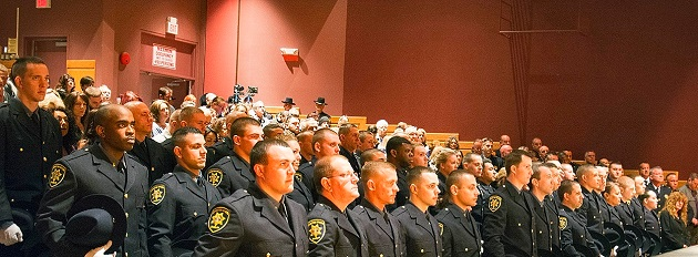 Sheriff's Office Welcomes 43 New Correction Officers