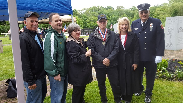 Commemorating Our Fallen Heroes with the Longwood Community