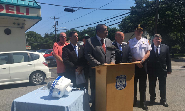 Overt Camera Initiative Announced to Boost Public Safety in Huntington and Entire County