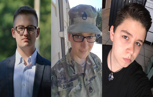 Civil Rights Organizations File Lawsuit to Block Trump's Ban on Military Service by Transgenders