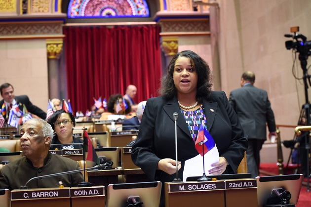 """Summer of Hell"" Continues: Assemblywoman Solages Holding Long Island Rail Road Feet to Fire"