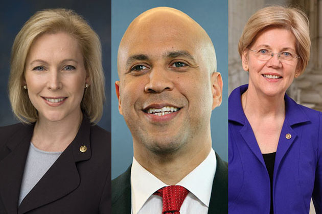 2020 Democratic Presidential Hopefuls: No Longer Friends of Israel
