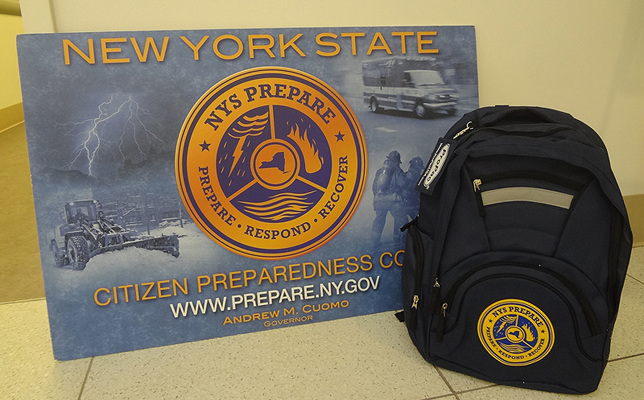 New York State Teaches 'Citizen Preparedness' to Long Islanders in the Face of Disaster