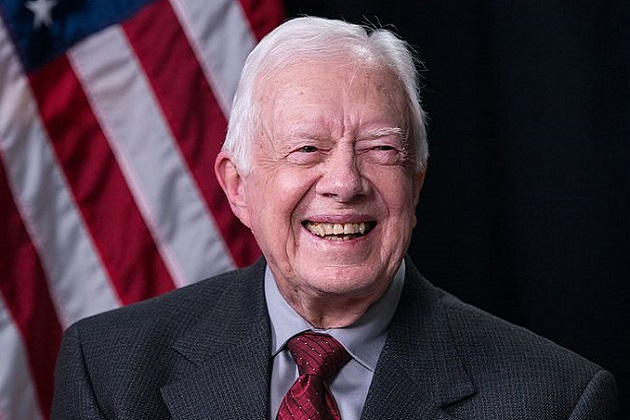 """Can Former President Jimmy Carter Meeting with Kim Jong Un Prevent """"Total Destruction"""" of North Korea?"""