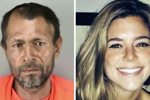 Illegal Alien Murder Trial Begins This Week; Deported from U.S. Five Times; Shooting Sparked 'Kate's Law'