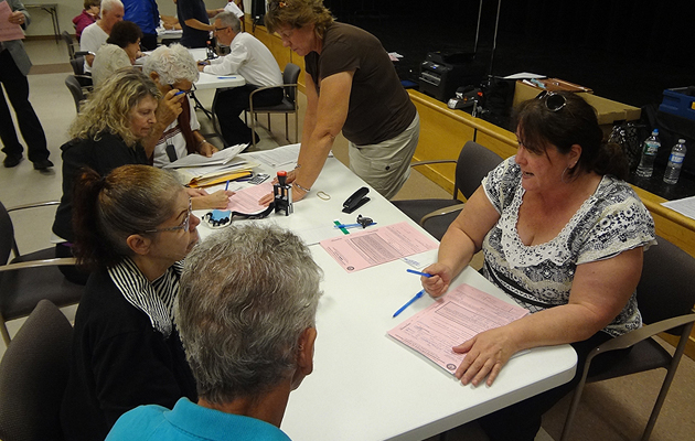 Nassau Tax Exemption Workshop Draws Huge Turnout; Residents Shown How to Claim Exemptions, Save Money