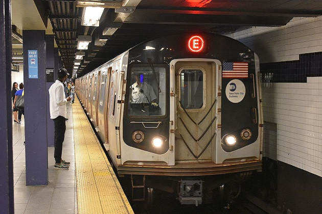 "VIDEO: Woman Punched in Face Over Seat on NYC Subway, ""N"" Train from Bensonhurst to Manhattan"