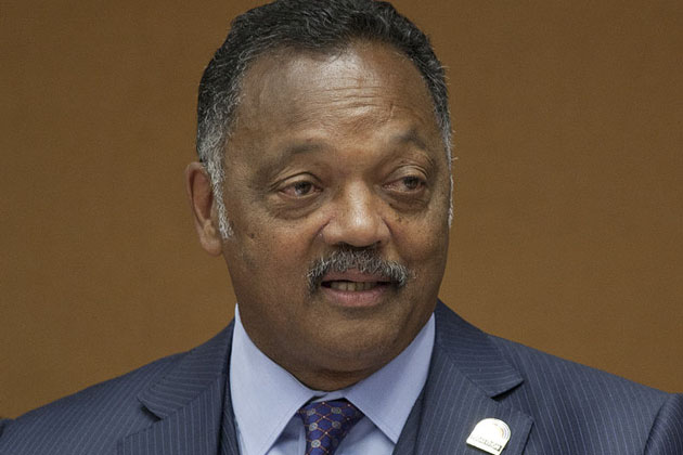 """Civil Rights Leader Jesse Jackson Diagnosed with Parkinson's; """"Began to Notice Changes Years Ago"""""""