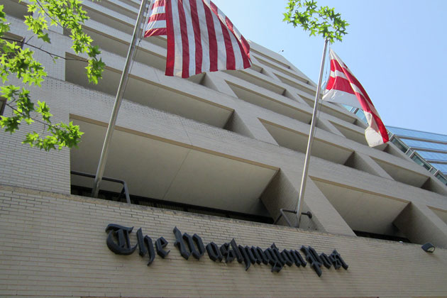 Washington Post Uncovers Report of Mishandling, Ignoring Sexual Misconduct Complaints at Justice Dept