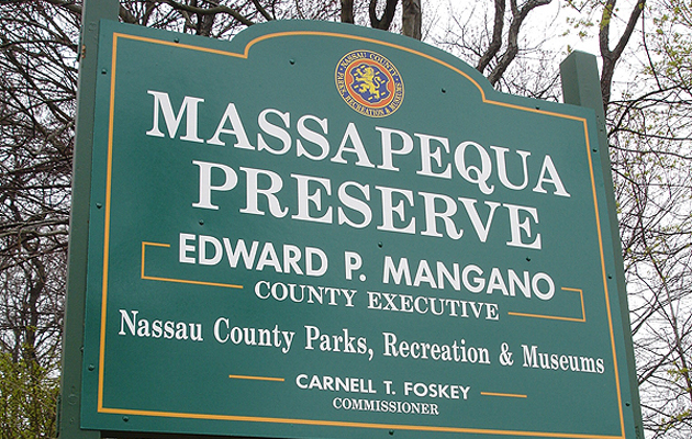 Dedicated Nature-Loving Volunteer Group Sees to the Upkeep of Nassau County's Massapequa Preserve