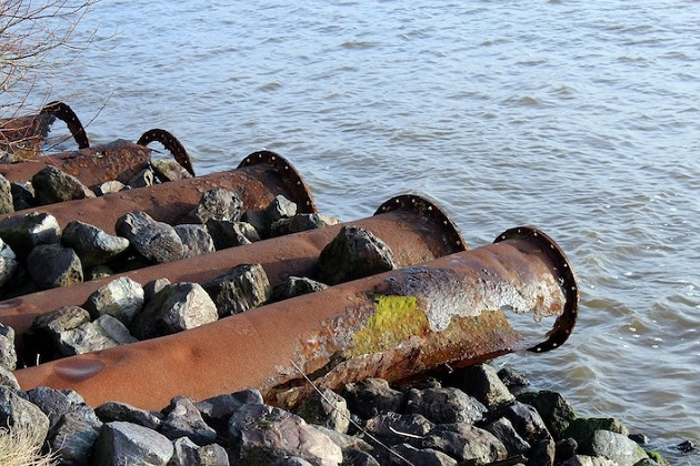 Report Calls for Increased Water Infrastructure Spending